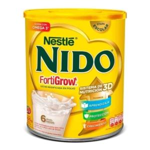 NIDO LECHE EN POLVO + NUTRICION 800 GR