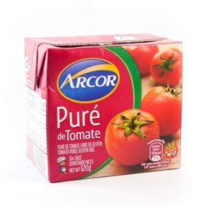 ARCOR PURE DE TOMATE 520 GR