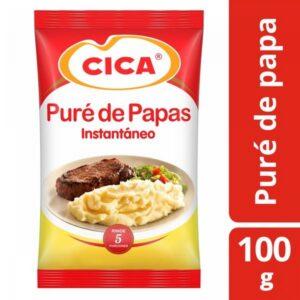CICA PURE DE PAPAS 100 GR